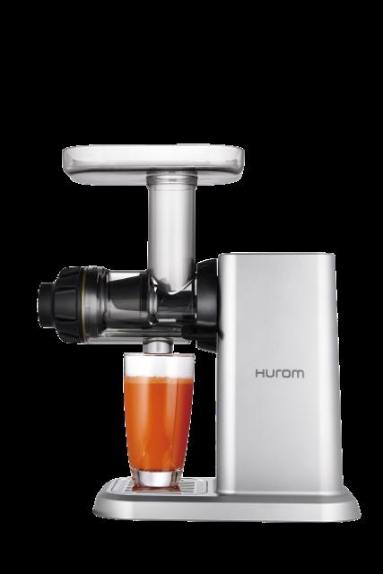 HUROM เครื่องคั้นน้ำส้ม เครื่องสกัดน้ำผลไม้ รุ่น H-AA (Classic Series) 1