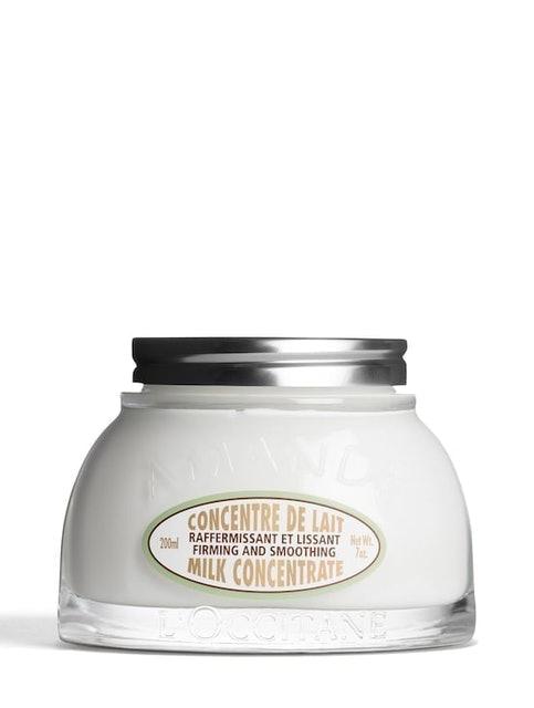 L'OCCITANE ครีมทาผิว สูตร Almond Milk Concentrate  1