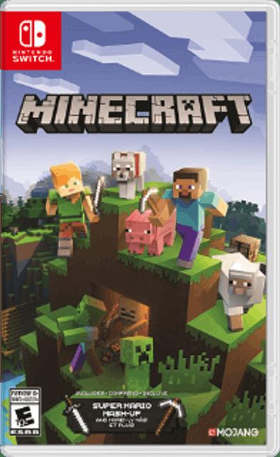 Microsoft  Minecraft 1