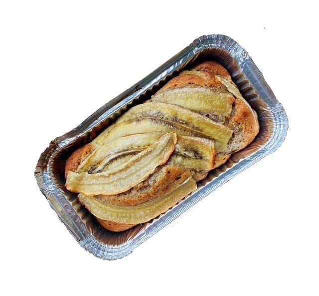 Bakery is Poetry เค้กกล้วยหอม หน้ากล้วยสด สูตรหวานน้อย 1