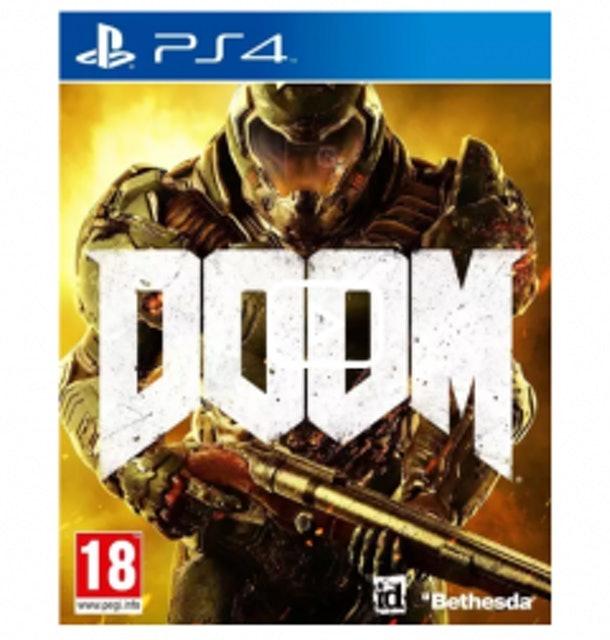 PS4 DOOM 1