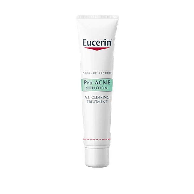 Eucerin ครีมแต้มสิว Pro Acne Solution A.I. Clearing Treatment 1