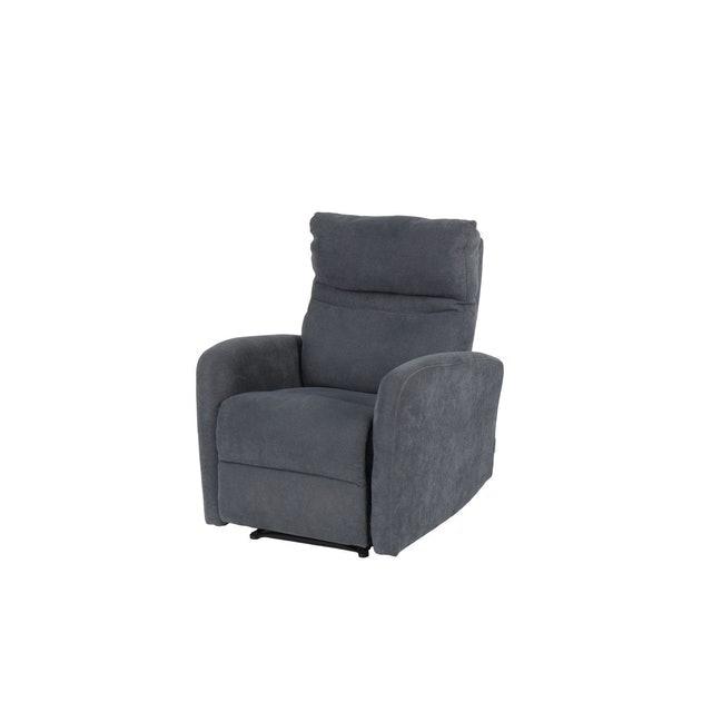 SB DESIGN SQUARE เก้าอี้ปรับนอน เก้าอี้พักผ่อนผ้า รุ่น Lioral 1