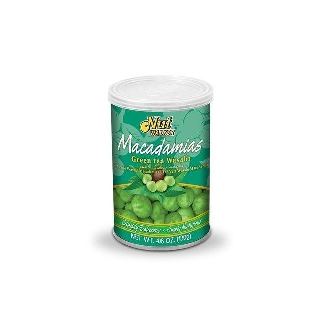 Nut Walker  แมคคาเดเมียรสชาเขียวและวาซาบิ 1