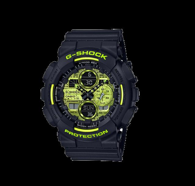 Casio นาฬิกา รุ่น GA-140DC-1ADR 1