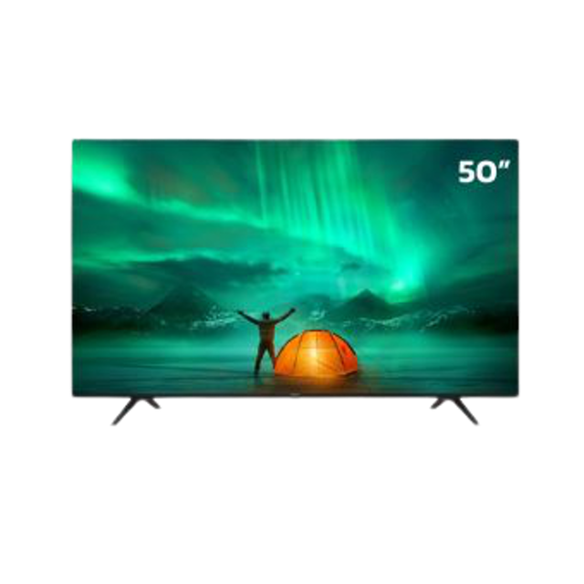 Hisense ทีวี 4K Smart TV UHD 4K รุ่น 50E6F 1