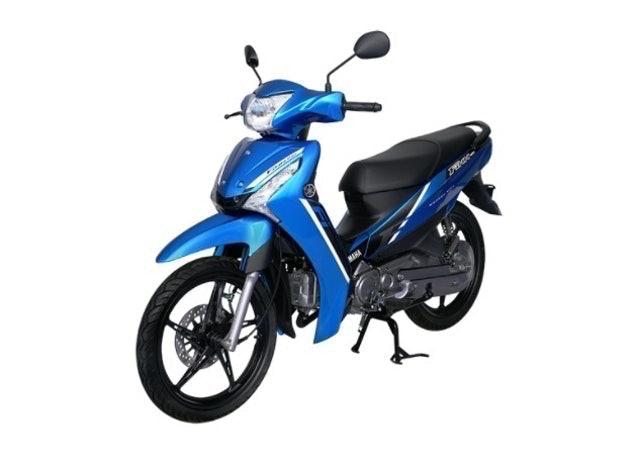 YAMAHA รถมอเตอร์ไซค์ Yamaha FINN (2020) 1