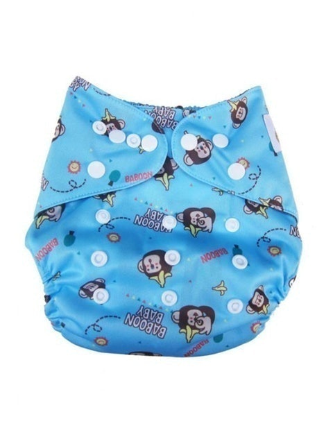 Baboon Baby กางเกงผ้าอ้อมซักได้ 1