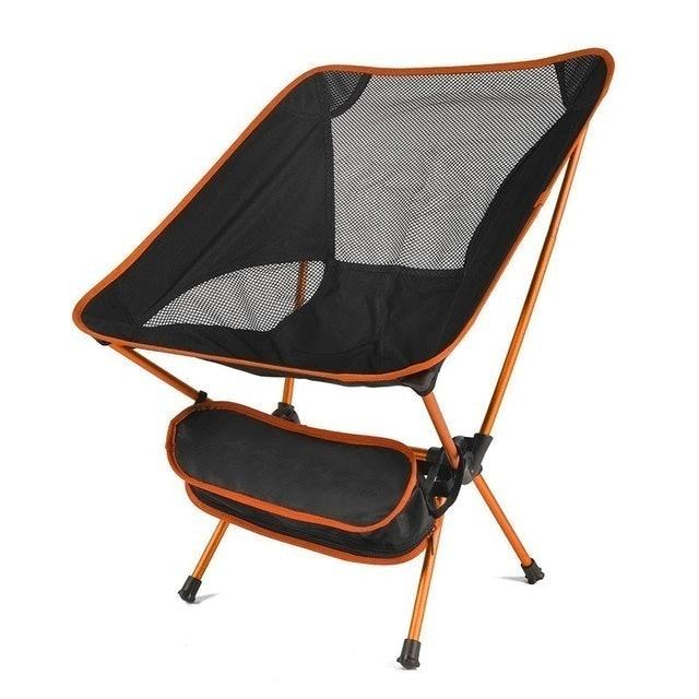 S-Mart เก้าอี้ชายหาด รุ่น Travel Folding Chair 1