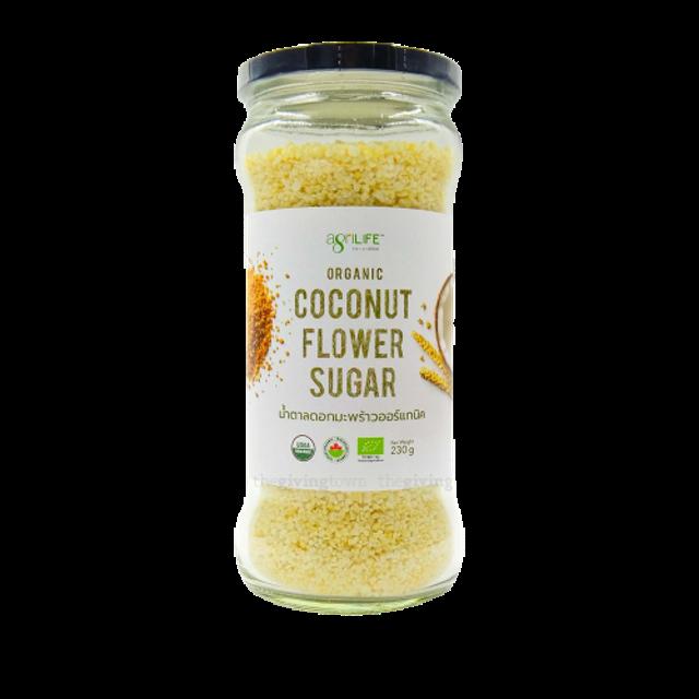 Agrilife น้ำตาลดอกมะพร้าว 1
