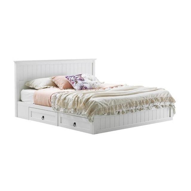 Koncept Furniture เตียงนอน 6 ฟุต รุ่น Melona 1
