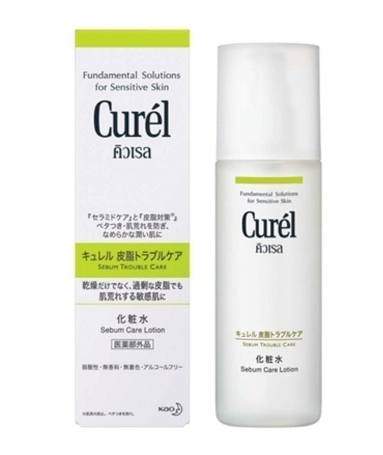 CUREL  Sebum Trouble Care Sebum Care Lotion 1