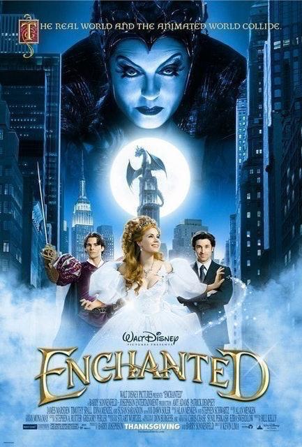 Walt Disney Pictures Enchanted 1