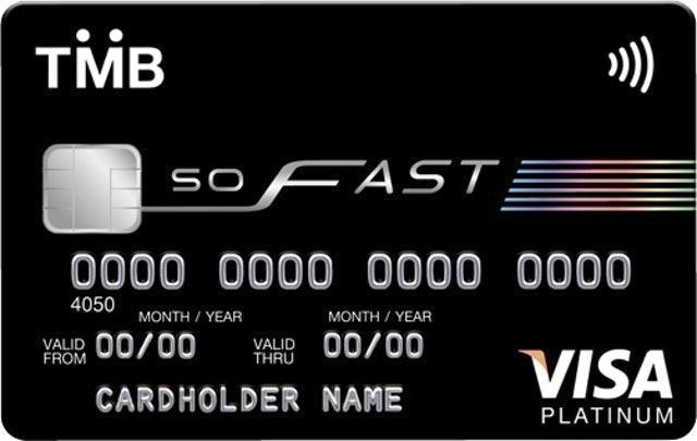 TMB TMB-So Fast 1