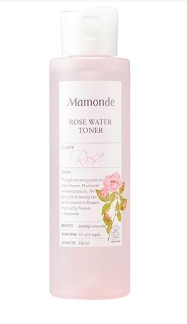Mamonde โทนเนอร์กุหลาบ Rose Water Toner  1