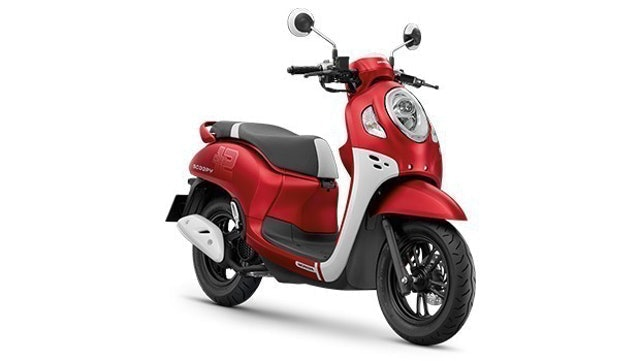 Honda All New Scoopy 1