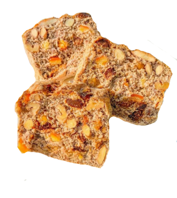 Crustic อาหารเช้าลดน้ำหนัก Flaxbread 1