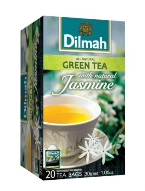 ดิลมา ชาเขียวมะลิ 1