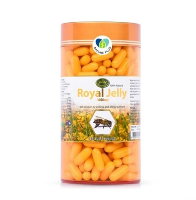 Nature's King นมผึ้ง Nature's King Royal Jelly 1
