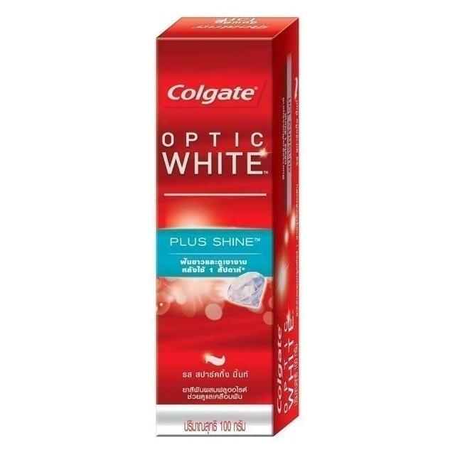 Colgate Optic White Plus Shine 1