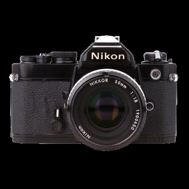 NIKON  กล้องฟิล์ม SLR รุ่น FM 1
