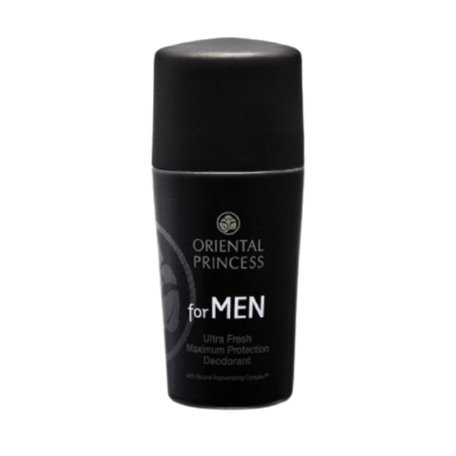 Oriental Princess For Men โรลออนระงับกลิ่นกาย สูตร Ultra Fresh Maximum Protection 1