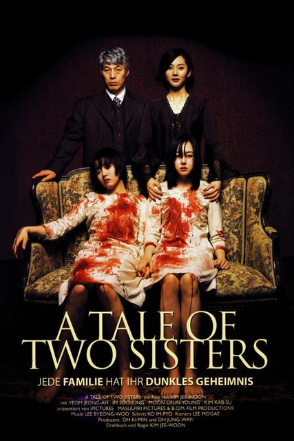 B.O.M. Film Productions Co. หนังผีเกาหลี A Tale of Two Sisters 1