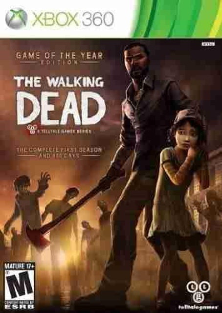 Skybound Games  The Walking Dead : The Complete First Season 1