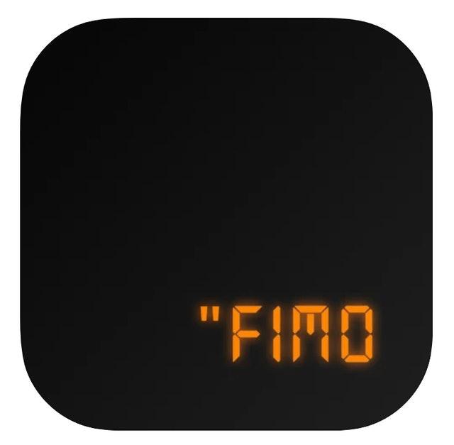 JUSTMAE Technology PTE. LTD FIMO - Analog Camera 1
