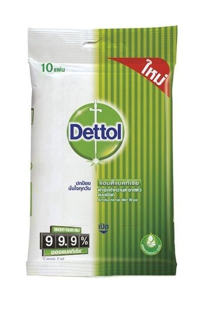 Dettol Antibacterial Wet Wipes 1