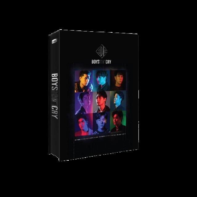 GMMTV Records ของสะสมไบร์ทวิน BOYS DON'T CRY ALBUM BOXSET 1