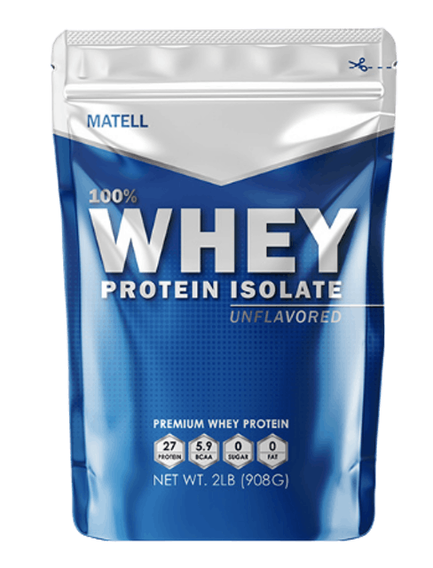 Matell Whey Protein Isolate  1