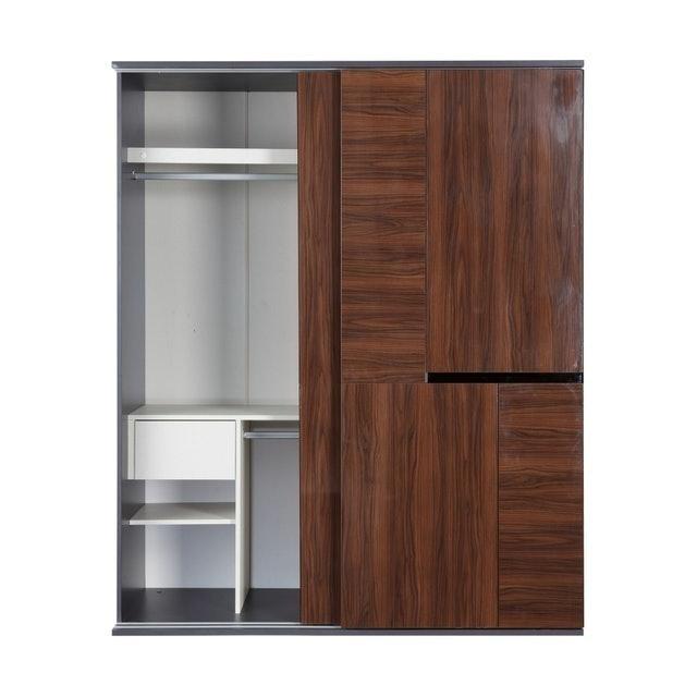 Index Furniture ตู้บานสไลด์ รุ่น ปาลาสโซ่ 1