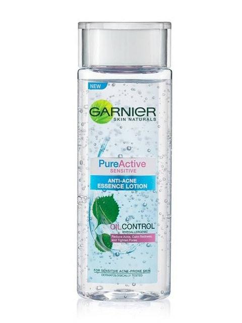 GARNIER Pure Active Sensitive Anti-Acne Essence Lotion 1