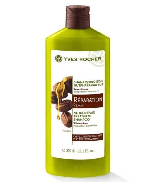 Yves Rocher BHC Nutri-Repair Treatment Shampoo 1