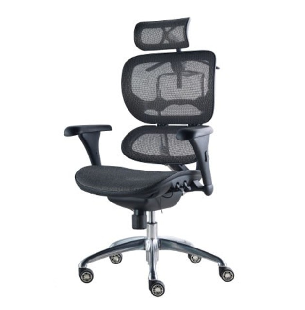 Ergotrend เก้าอี้ทำงานเพื่อสุขภาพ รุ่น Beyond Signature - 01GMM - Grey 1
