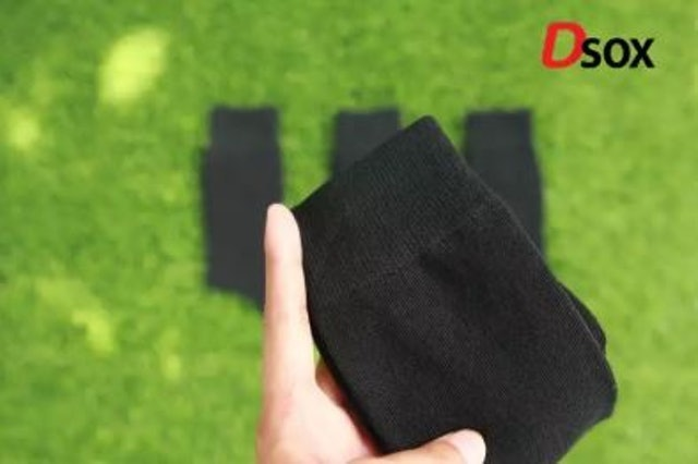 Dsox ถุงเท้าธุรกิจชาย 1