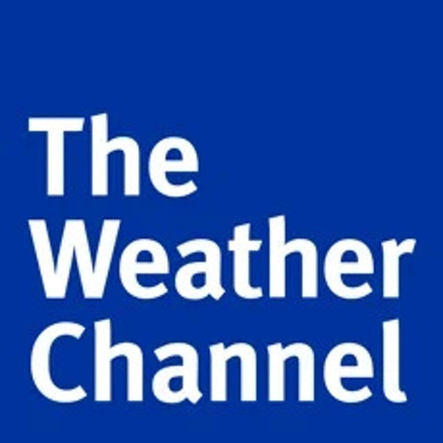 The Weather Channel Interactive แอปพยากรณ์อากาศ The Weather Channel 1