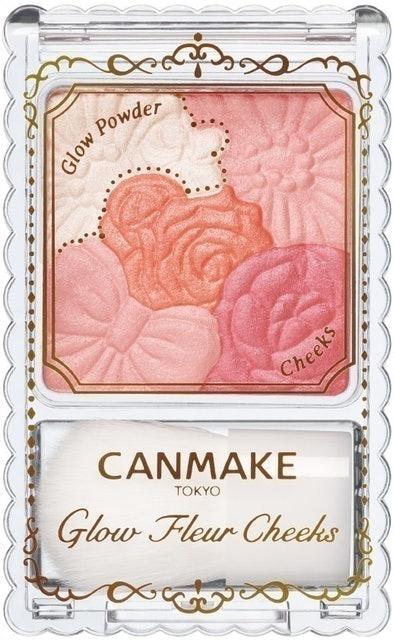 CANMAKE Glow Fleur Cheeks 1