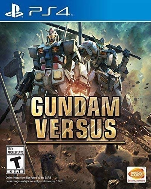 BANDAI NAMCO Entertainment Inc. Gundam Versus 1