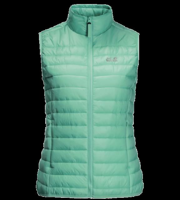 JACK WOLFSKIN เสื้อกั๊กเดินป่า รุ่น Windproof Insulated Vest 1