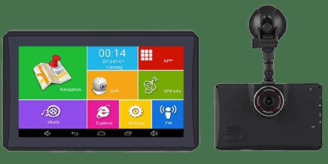 No Brand Touch Screen GPS Navigation 1