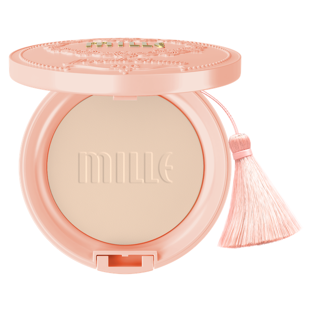 Mille  Mineral Snail Collagen Pact  1