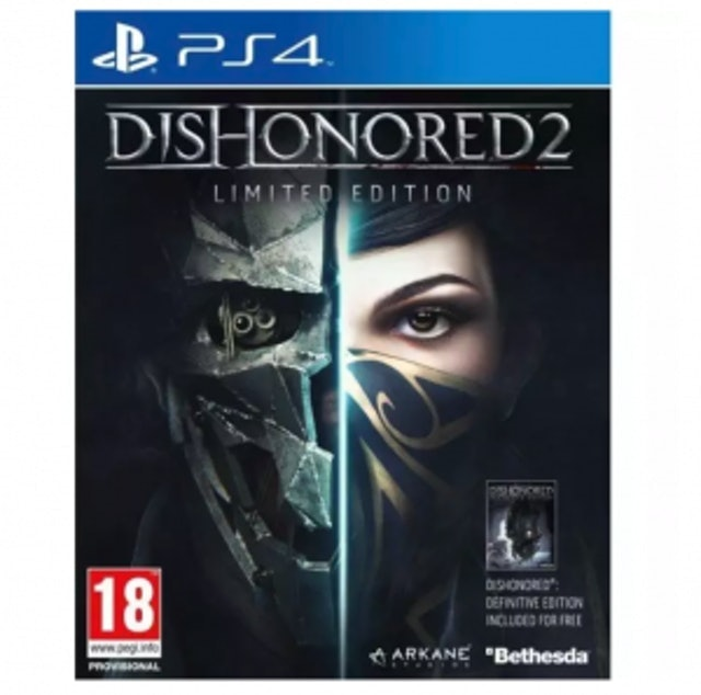 DISHONORED 2 LIMITED EDITION 1