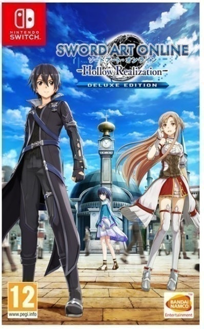 BANDAI NAMCO Entertainment Sword Art Online: Hollow Realization Deluxe Edition 1