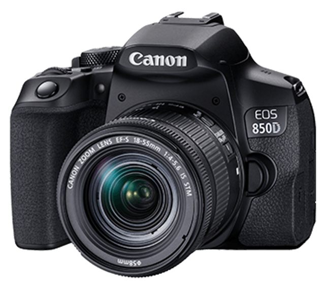 Canon EOS 850D Kit (EF-S18-55mm f/4-5.6 IS STM) 1
