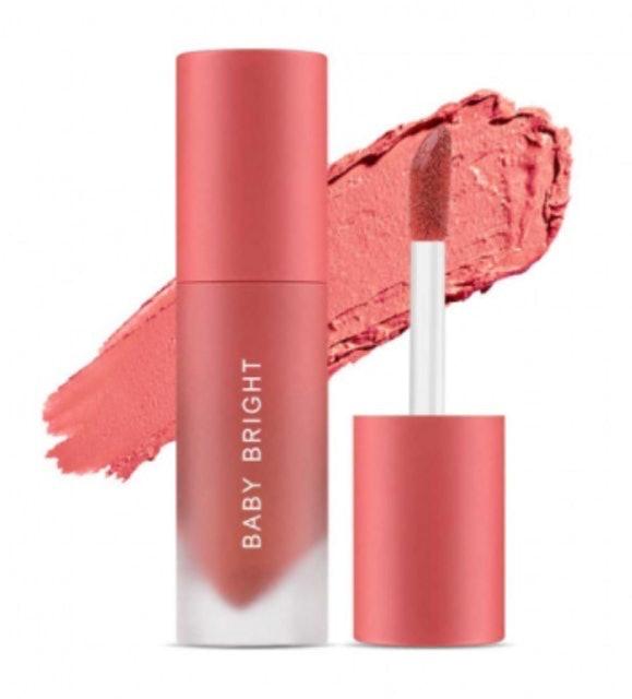 Baby Bright Lip & Cheek Velvet Cherry Blossom 1