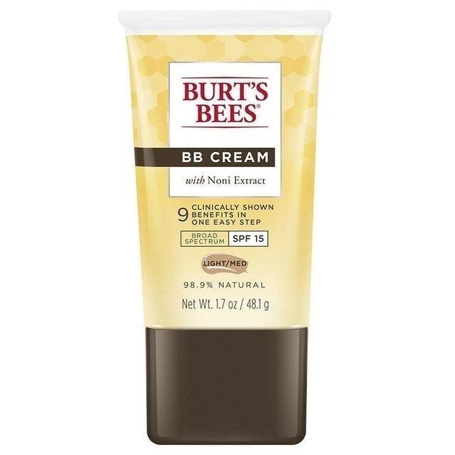 BURT's BEES BB Cream with Noni Extract SPF15 1