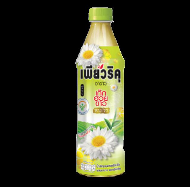 Puriku  ชาขาว เก๊กฮวยขาว 1