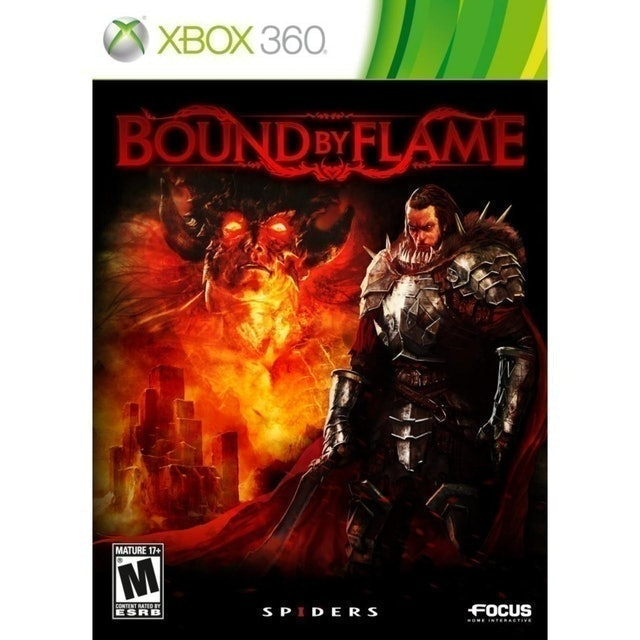 Focus Home Interactive Bound by Flame  1